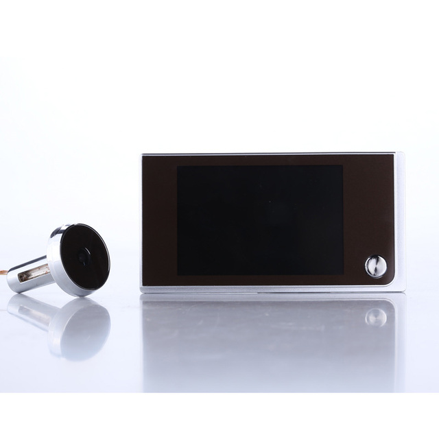 3.5\u0026quot; lcd display front door spy hole peephole with camera for apartments  sc 1 st  Alibaba & front door spy camera-Source quality front door spy camera from ...