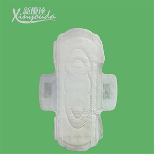 OEM factory 240mm 280mm ultra thin day use carefree belted sanitary napkin