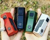 Vape Mod 2017 Power Beast Teslacigs Invader 2/3 240W/360W with Two or Three Batteries Vape