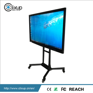 "Factory wholesale good price 65"" 75"" 84"" KTV karaoke touch screen monitor"