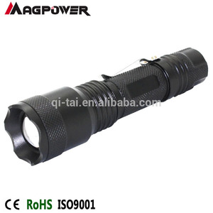 Customized Logo Hunting Tactical Waterproof Emergency Led Flashlight Geepas Rechargeable Led Mini Japanese Torch