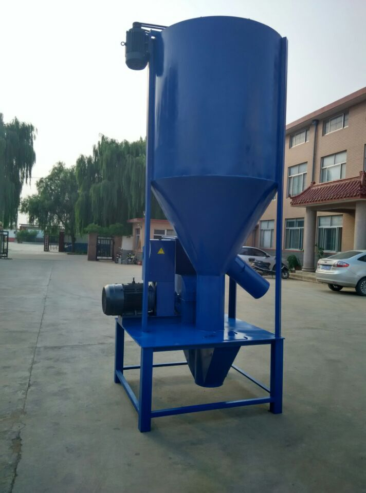 Vertical Type Feed Grinder Amp Mixer Feed Mixer Amp Grinder For