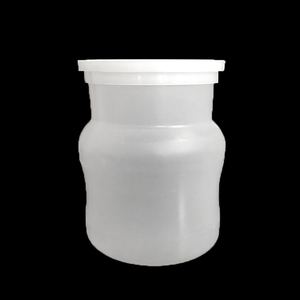 High quality Fresh grey oyster mushroom spawn bottle