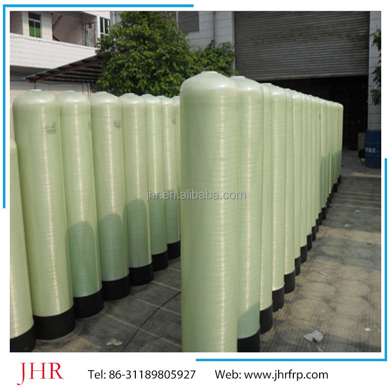 high quality FRP pressure vessel tank used for iron removal from water/FRP softener tank