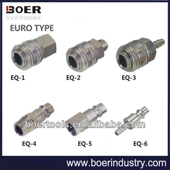 Extreem Lucht Koppeling Lucht-connector Luchtslang Euro Type Koppeling WX36