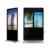 Dual Sided 55 inch high definition floor standing indoor advertising lcd display digital signage android os kiosk screen
