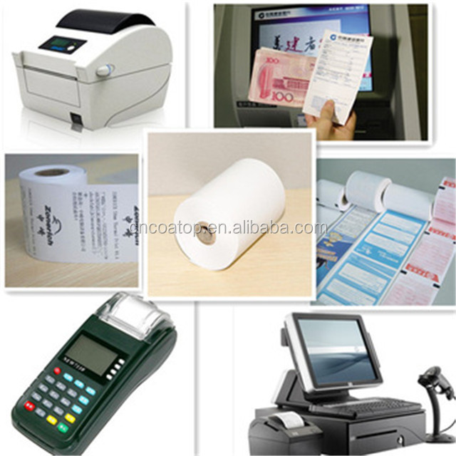 Qingdao customized thermal paper roll factory