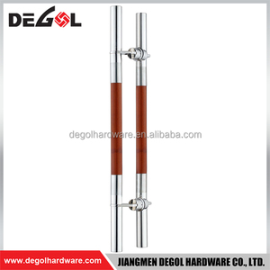 Hot sale new style stainless steel sliding glass door hotel project pull handle