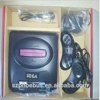 Retro Games 16 Bite Sega Mega Drive Game System