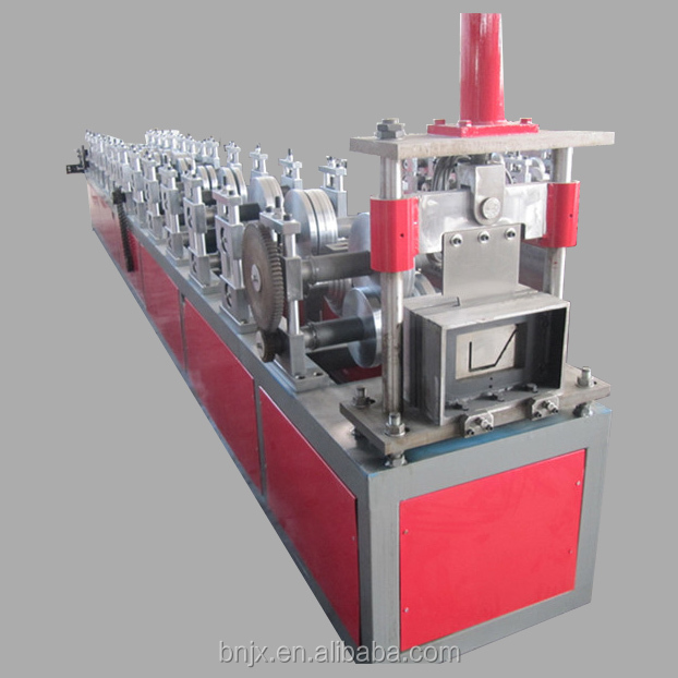 2016 Best selling aluminium half round gutter roll forming machine