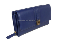 RFID lady Wallet Clutch with Lock