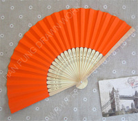 personalized bamboo paper wedding invitation fan
