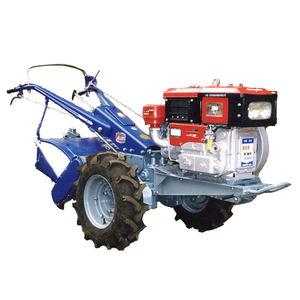 18hp mini walking tractor and power tiller are exported to Indian