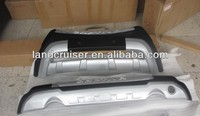 CHEVROLET captiva front+rear buper guard D style, front+rear bumper guard for captiva210-2012