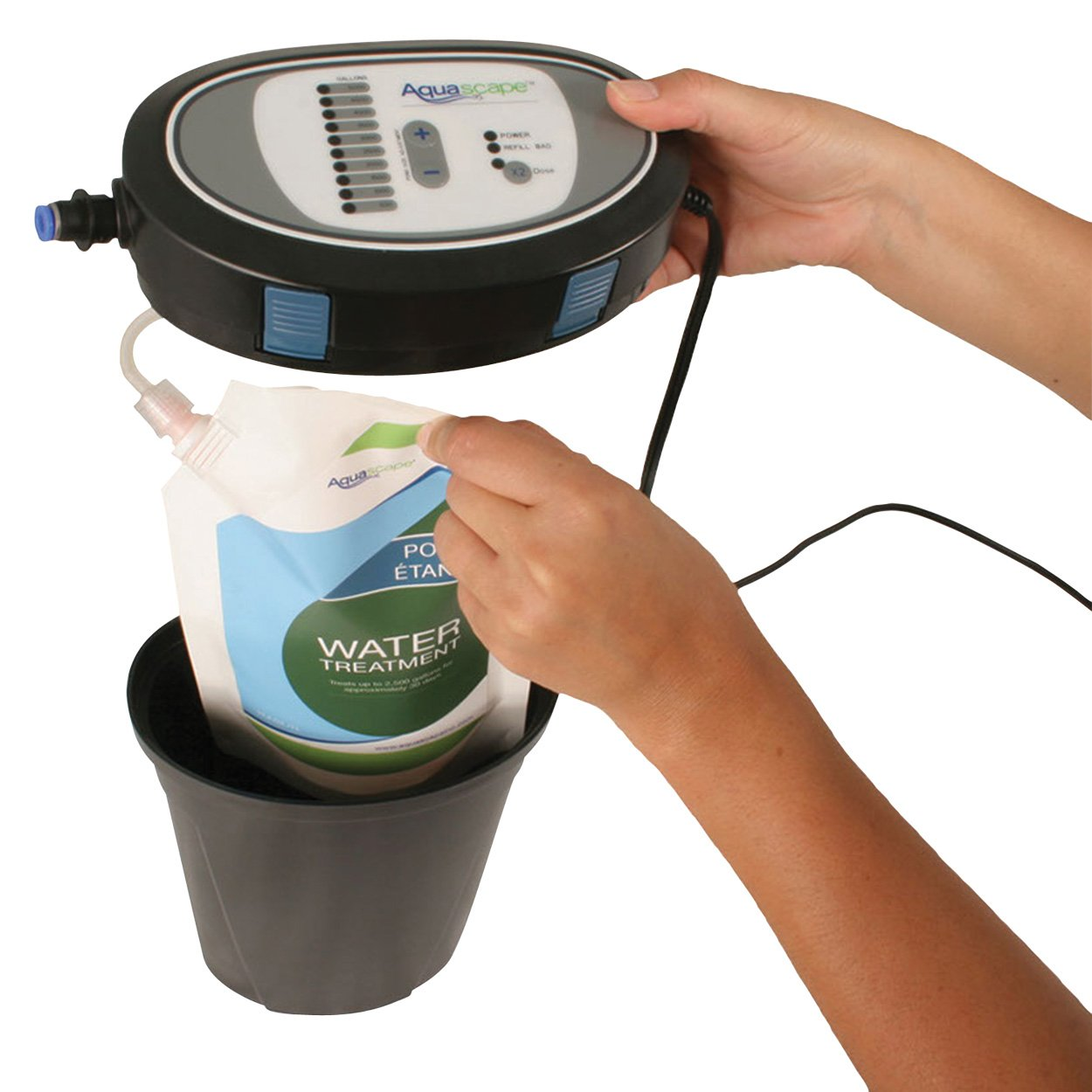 Aquascape 96030 742575960302 Automatic Treatment Dosing System Ponds Water
