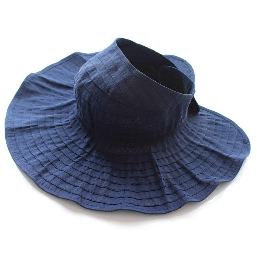 3fabe6dc8fc Buy Outdoor Top Womens Beach Hats Foldable Straw Hat Uv Sun Hat ...