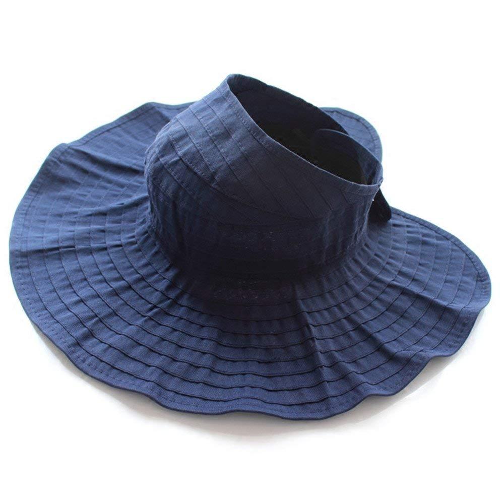 30edb06de6e04 Get Quotations · DELORESDKX Summer Beach Sun Hats