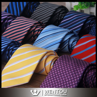 Perfect Fashion Men Stripe Tie