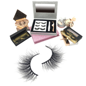 3a8e3101f0a Natural Flare Mink 3d Eyelashes Wholesale, Eyelashes Suppliers - Alibaba