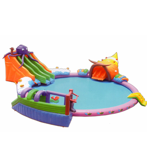 Guangzhou OHO sea theme octopus water park for sale