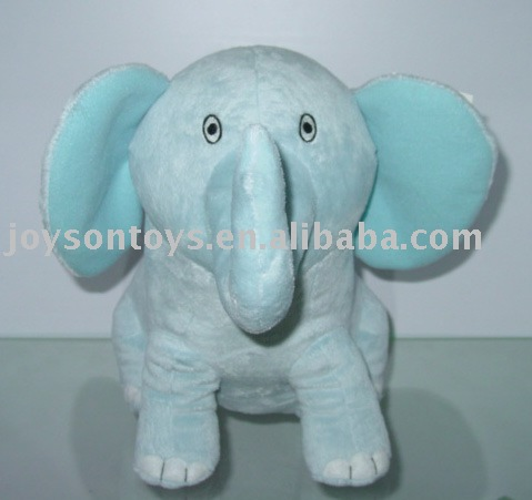 plush soft stuffed toy in kind of animal shaped