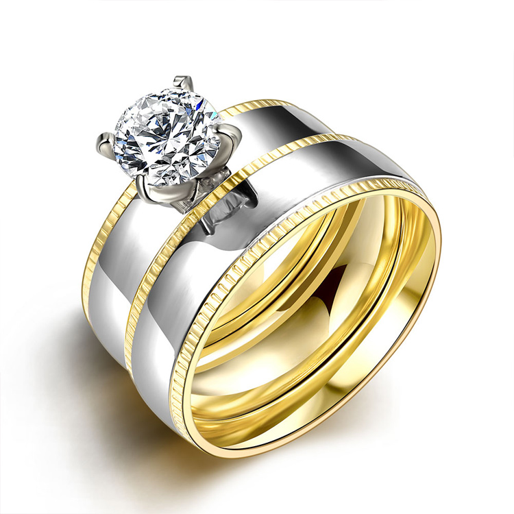 New Wedding Rings Poland Gold 18k Gold Rings And Wedding Bands Buy