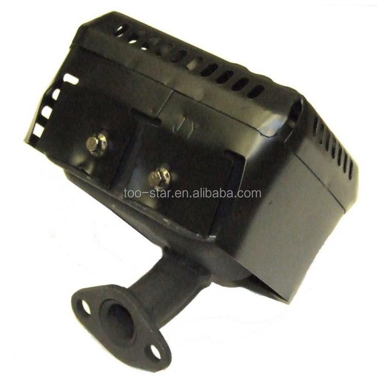 GX160 Muffler//Exhaust  Heat Shield Honda GX140