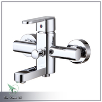 american standard single handle shower & bath faucet 6308