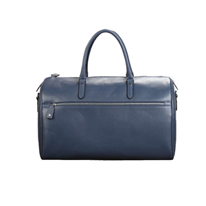luxury high quality italian vintage real customized duffle bags genuine men leather travel bag