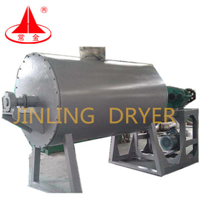 ZHG Jingling Industrial Low price Industrial Vacuum Paddle Dryer/Drying Machine for Antimony trioxide
