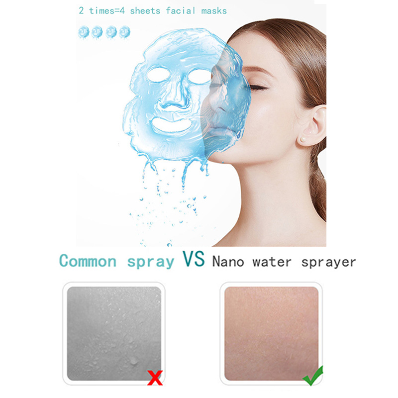 portable facial spray