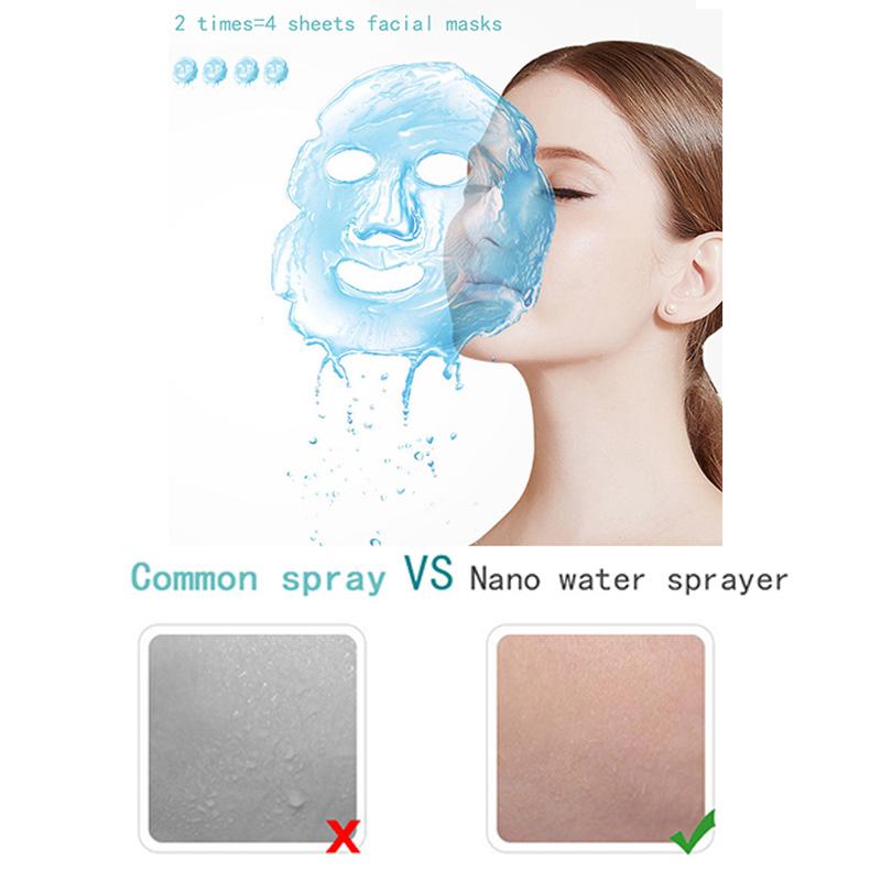 portable facial spray