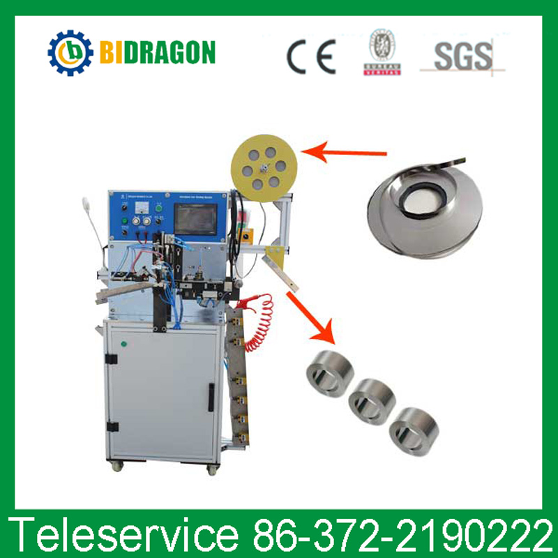 Full Automatic Toroidal Nanocrystalline Core Winding Machine Price