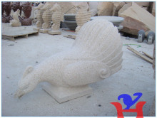 Rock eat rice Carving Sculpture