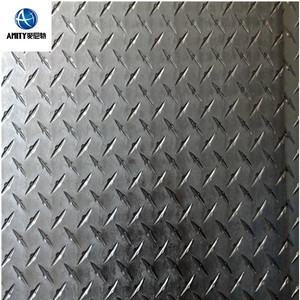 Cheap Price Skid Resistance Stamped Embossed Aluminum Sheet