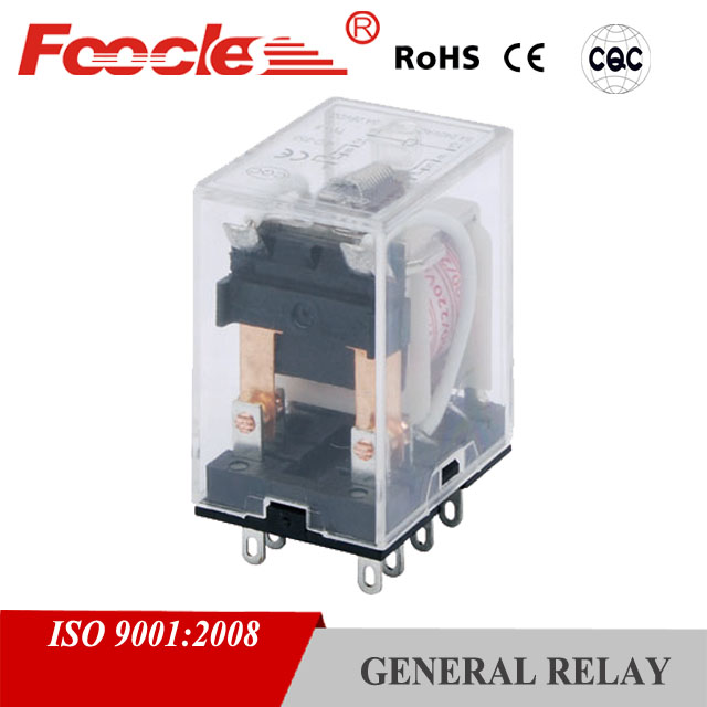 high quality relay price in india 230vac 2no 2nc hh52p pcb relay