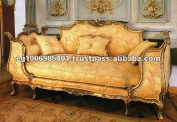 french sofa antique furniture reproduction View french sofa