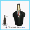 Portable funny single beer bottle cover
