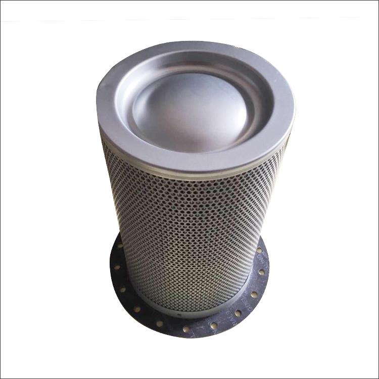 Air compressor filter element olie en gas afscheider filter element 55170200305 perslucht panel filter