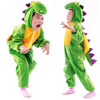 Children Anime Cosplay Dinosaur Costume For Kids Halloween Costume Animal Pyjamas Kid Performance Wear DN2292