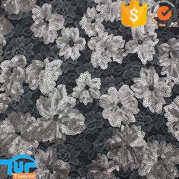 Cheap Embroidery Lace Fabric Dubaibridal French Lace Fabricwedding