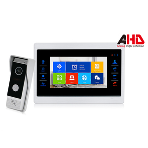 1.3MP AHD Colour Intercom System Video Door Phone Doorbell With Touch Button