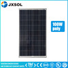 good efficiency risen energy solaire panel solar module for100w poly solar panel