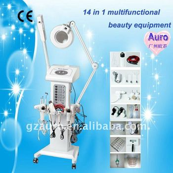 2008 Skin Scrubber Facial Scrub Machine with 14 in 1