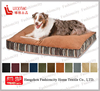 Hot sell high quality new design custom big large luxury pet dog beds
