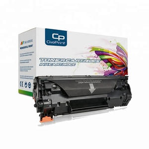 Toner Cartridge Manufacturer 35A Cb435A Works With Printer Laserjet P1003, Laserjet P1004, Laserjet P1006