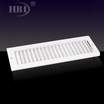 110M Registers Adjustable Blade Air Vent Register Steel Air Vent White Ceiling Wall Air Register Vent