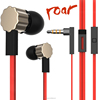 wonderful sound quality earphones with 3.5mm plug earphones for computer