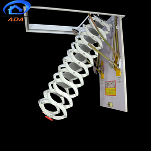 Supplier Wholesale Widely Used Top Quality Ladder Aluminium Folding Ladder