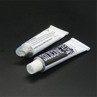 High quality small size silicone glue in aluminum tube